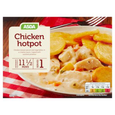 ASDA Chicken Hotpot