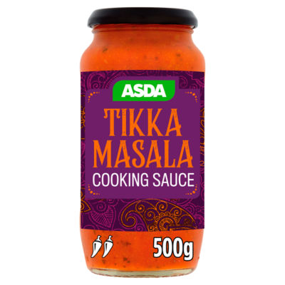 ASDA Tikka Masala Curry Sauce