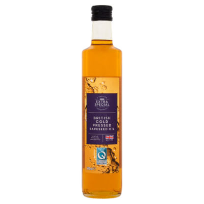 ASDA Extra Special Cold-Pressed Rapeseed Oil