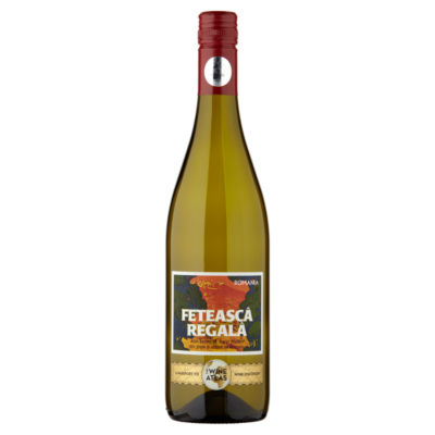 The Wine Atlas Feteasca Regala