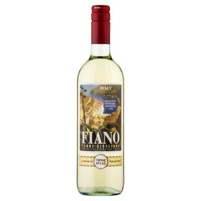 The Wine Atlas Fiano