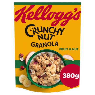 Kellogg's Crunchy Nut Fruit & Nut Granola