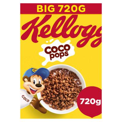 ASDA > Food Cupboard > Kellogg's Coco Pops