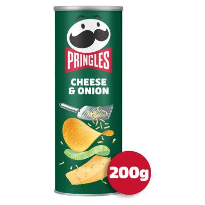 Pringles Cheese & Onion Sharing Crisps