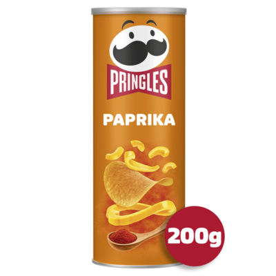 ASDA > Food Cupboard > Pringles Paprika Sharing Crisps