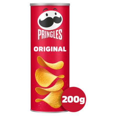 ASDA > Food Cupboard > Pringles Original Sharing Crisps