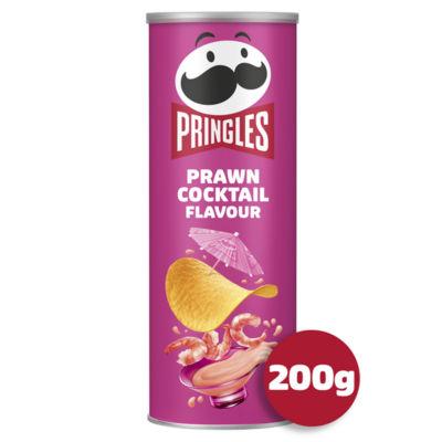 Pringles Prawn Cocktail Sharing Crisps