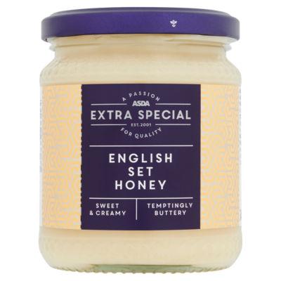 ASDA Extra Special English Set Honey