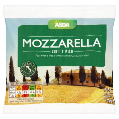 ASDA Mozzarella Cheese