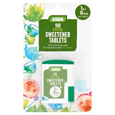 ASDA Stevia Sweetener Tablets