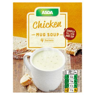 ASDA Classic Chicken Mug Soup