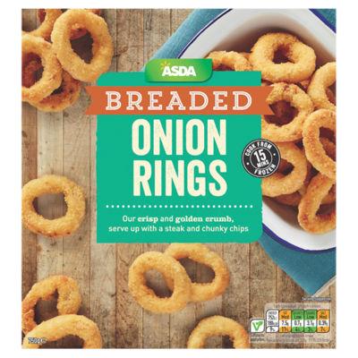 ASDA Breaded Onion Rings