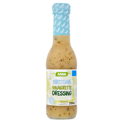 ASDA Light Vinaigrette Dressing