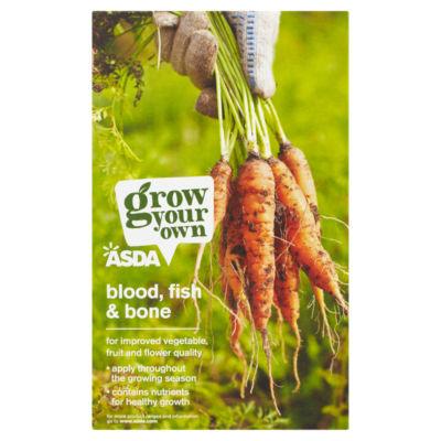 ASDA Grow Your Own Blood, Fish & Bone