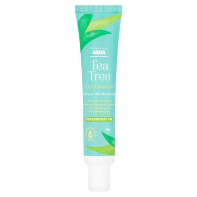 ASDA The Skin System Overnight Blemish Serum Tea Tree