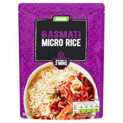 ASDA Basmati Micro Rice
