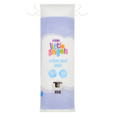 ASDA Little Angels Cotton Wool Pads