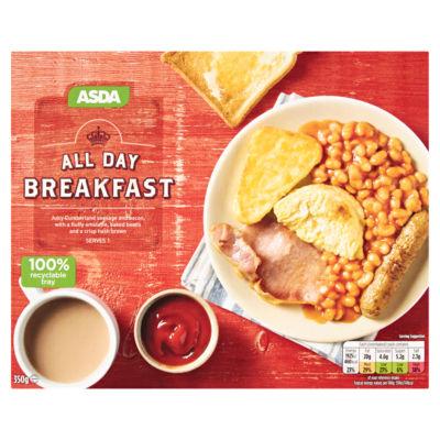 ASDA All Day Breakfast
