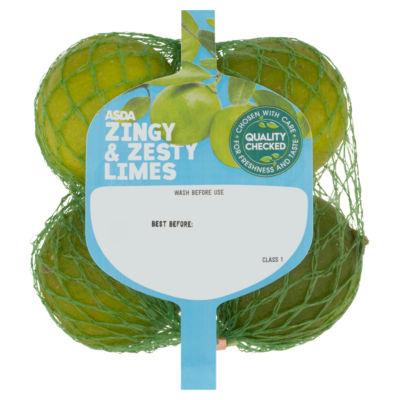 ASDA Grower's Selection Limes