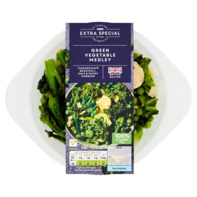ASDA Extra Special Green Vegetable Medley