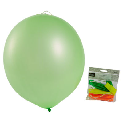 George Home Punch Balloons