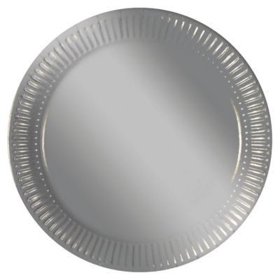 George Home Silver Paper Plates