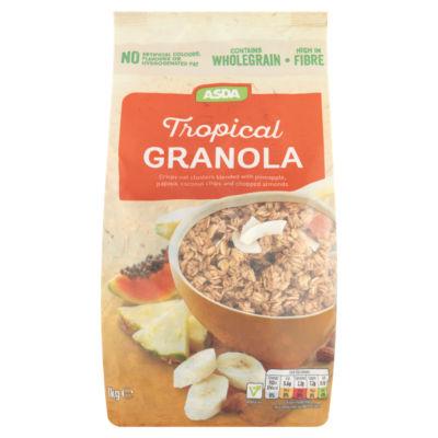 ASDA Tropical Granola