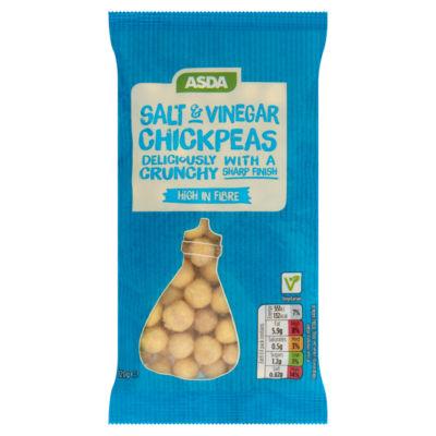 ASDA Salt & Vinegar Chickpeas Sharing Snacks