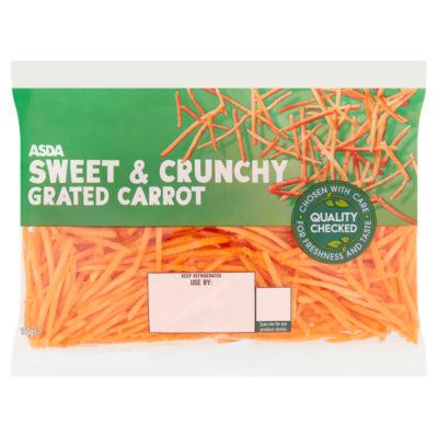 ASDA Grated Carrot