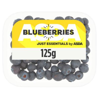 ASDA Farm Stores Blueberries