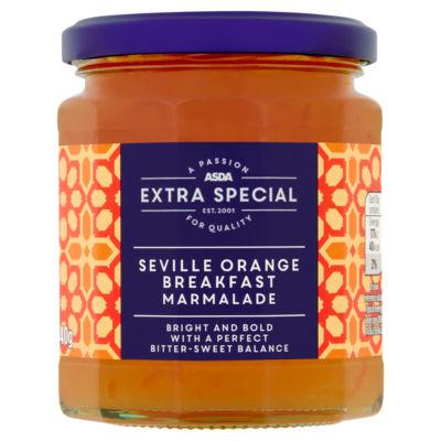 ASDA Extra Special Seville Orange Breakfast Marmalade