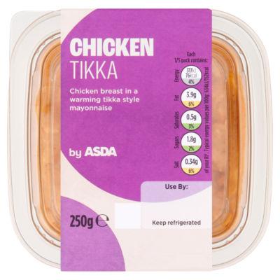 ASDA  Chicken Tikka