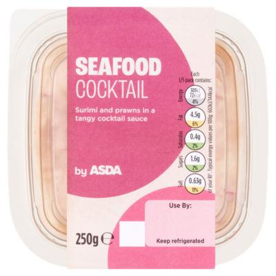 ASDA  Seafood Cocktail
