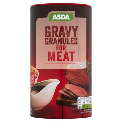 ASDA Meat Gravy Granules