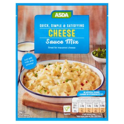 ASDA Cheese Sauce Mix