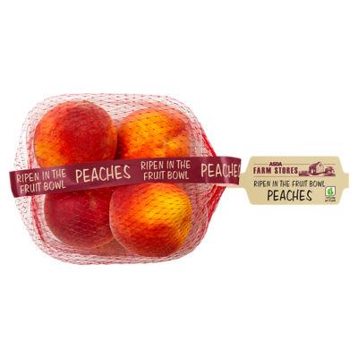 ASDA Farm Stores Peaches