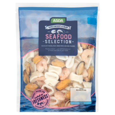 ASDA Seafood Selection