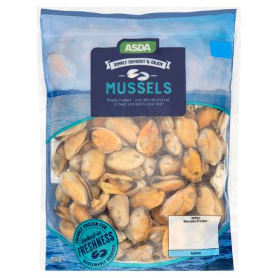 ASDA Mussels