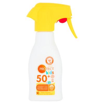 ASDA Kids Sun Lotion Spray SPF 50 High