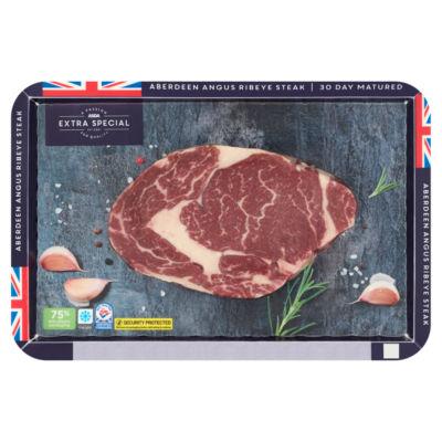 ASDA Extra Special Aberdeen Angus Ribeye Steak 30 Day Matured