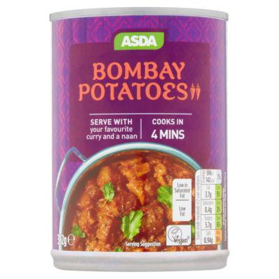 ASDA Bombay Potatoes