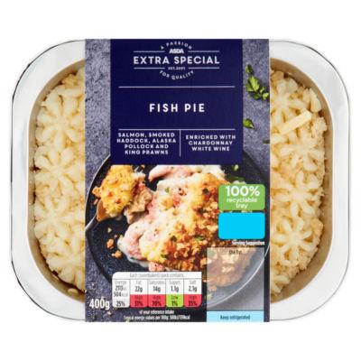 ASDA Extra Special Fish Pie