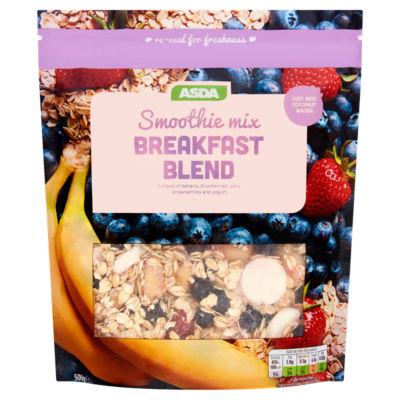 ASDA Smoothie Mix Breakfast Blend