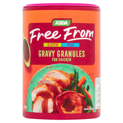 ASDA Free From Chicken Gravy Granules