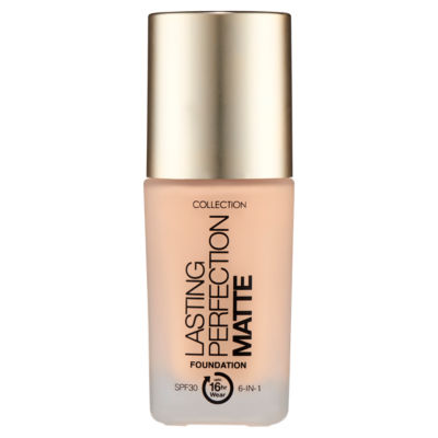 Collection Lasting Perfection Foundation, Buttermilk Sh10