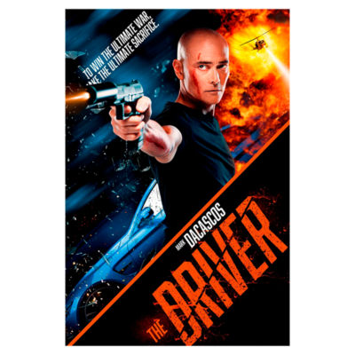 DVD The Driver