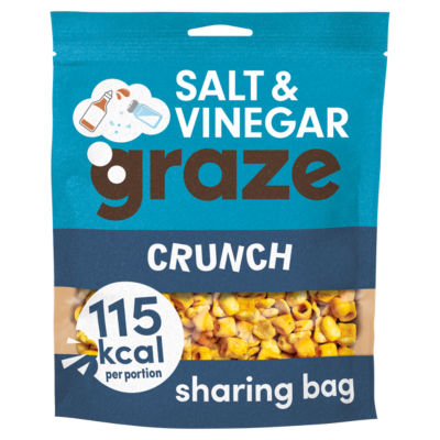 Graze Salt & Vinegar Crunch