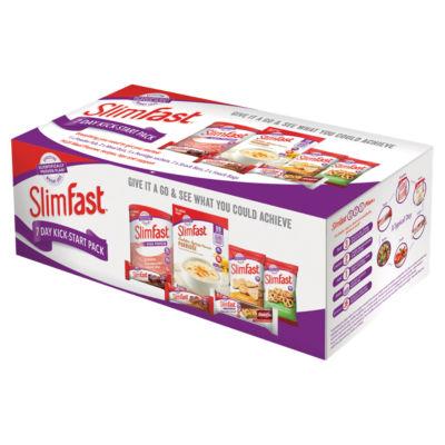 SlimFast 7 Day Kick-Start Pack