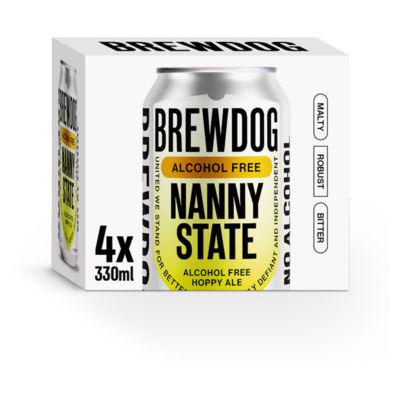 Brewdog Nanny State Alcohol Free Hoppy Ale