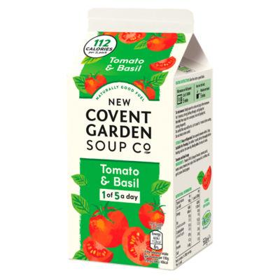 New Covent Garden Tomato & Basil Soup